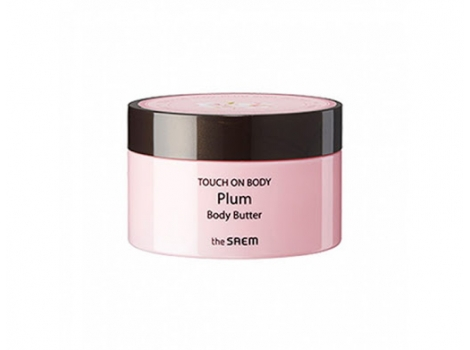 Масло для тела The Saem Touch On Body Plum Body Butter (EE00061)