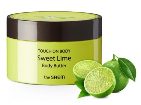 Масло для тела The Saem Touch On Body Sweet Lime Body Butter (EE00063)