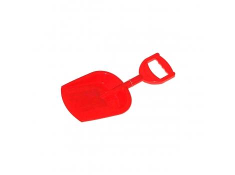 Лопатка Бульдозер красная Технок (1202)