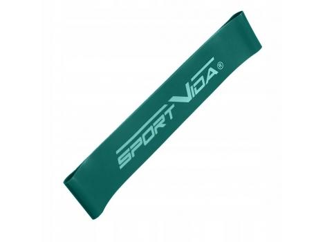 Резинка для фитнеса и спорта (лента-эспандер) SportVida Mini Power Band 1.2 мм 15-20 кг (SV-HK0203)