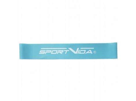 Резинка для фитнеса и спорта (лента-эспандер) SportVida Mini Power Band 0.6 мм 0-5 кг (SV-HK0200)