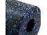 Массажный ролик гладкий 4FIZJO EPP PRO+ 45 x 14.5 см 4FJ1141 Black/Blue