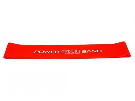 Резинка для фитнеса и спорта (лента-эспандер) 4FIZJO Mini Power Band 0.4 мм 1-3 кг 4FJ0009