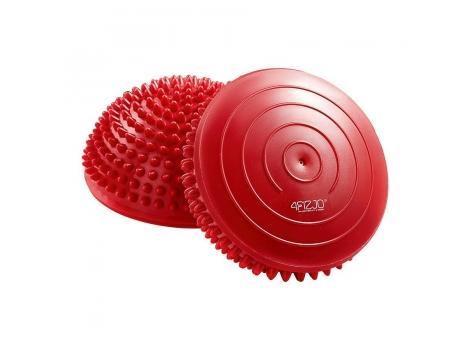 Полусфера массажная балансировочная 4FIZJO Balance Pad 16 см 4FJ0109 Red