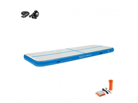 Мат гимнастический надувной 4FIZJO Air Track Mat 300 x 100 x 20 см 4FJ0172