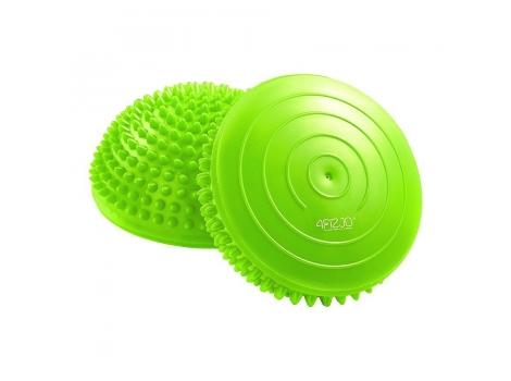Полусфера массажная балансировочная 4FIZJO Balance Pad 16 см 4FJ0059 Green