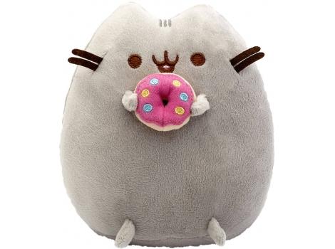 Комплект Мягких игрушек коты Pusheen cat из пяти штук (n-754)