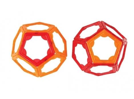 Магнитный конструктор Magformers Математический набор 42 элемента (711005)