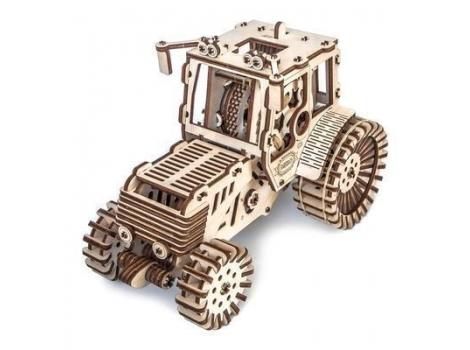 Модель для самостоятельной сборки МІКО Трактор (М10005)