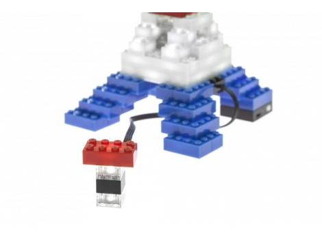 Конструктор Light Stax с Led подсветкой Expansion Extension cables (LS-S11101)