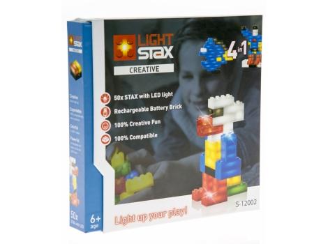 Конструктор Light Stax с Led подсветкой Creative (LS-S12002)