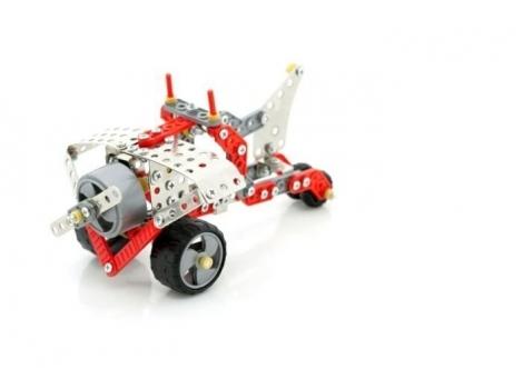 Конструктор металлический Same Toy Самолет 191 элемент (WC38FUt)