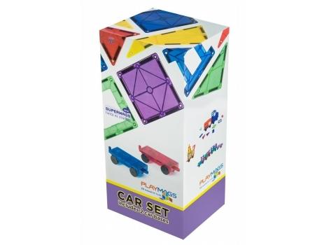 Конструктор Playmags 2 машинки (PM157)