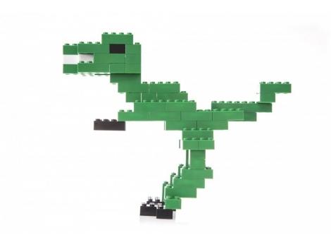 Конструктор Light stax с Led подсветкой Reptiles (S13001)