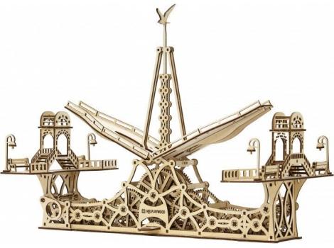 Конструктор Mr.Playwood Пешеходный мост (10006/03)