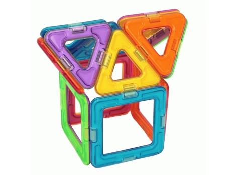 Магнитный конструктор Magformers Базовый набор 14 элементов (701003)