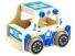 Конструктор Мир деревянных игрушек Полиция (Д429)