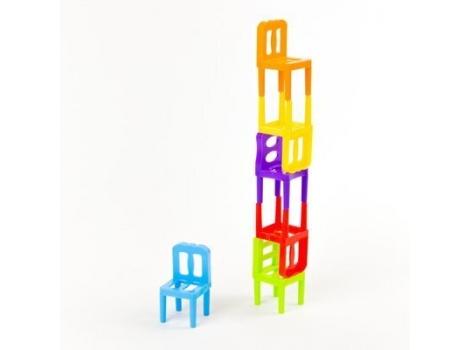 Конструктор Shantou jinxing Folding chair 84 деталей (6051Y)